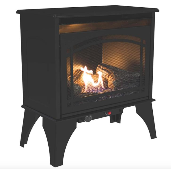 Dyna-Glo 30,000 Propane Blue Flame Free Wall Heater Home