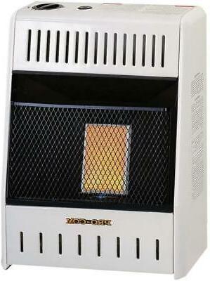 ProCom Gas Wall Heater, 6,000 BTU