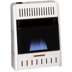 ProCom Liquid Propane Ventless Blue Flame Heater - 6,000 BTU