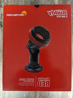 Mr Heater Little Buddy 3800BTU Indoor Outdoor Portable Red P