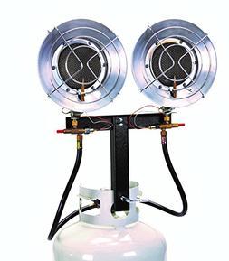 Hiland LP-5000-BD Double Tank Top Heater