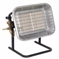 Sealey LP14 Space Warmer Propane Heater & Stand 10,250-15,35