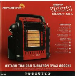 Mr. Heater F232000 MH9BX Buddy 4000 9000 BTU Indoor Safe Por