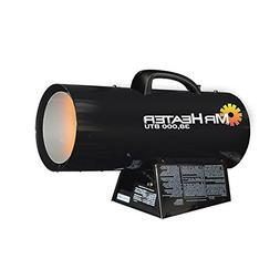 Mr Heater F271350 MHQ38FA 38,000 BTU Forced Air Propane Heat