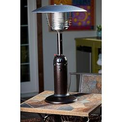 Modern Durable Table Top Patio Heater   Contemporary Home Sp