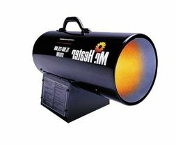 Mr Heater 125,000 BTU Industrial Jobsite Portable Forced Air