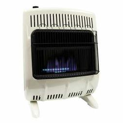 Mr Heater 20000 BTU Vent Free Blue Flame Propane Gas Wall or