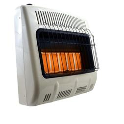 Mr. Heater 30,000 BTU Vent Free Radiant Propane Heater Wall