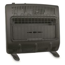 Mr. Heater 30,000-BTU Vent-free Blue Flame Propane Heater, B