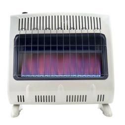 Mr. Heater 30000 BTU Vent Free Blue Flame Propane Heater wit