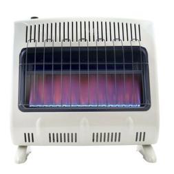 Mr. Heater 30000BTU Vent Free Blue Flame Natural Gas Heater