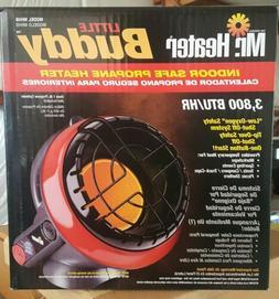 Mr Heater 3800 BTU Indoor Outdoor Portable Little Buddy Prop