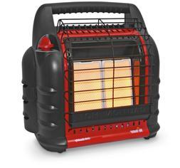 Mr Heater Big Buddy Portable Propane Heater, 18,000 BTU