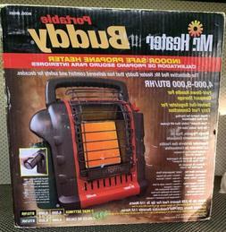 Mr. Heater  Portable Propane Buddy Heater MH 9BX - 9000 BTU