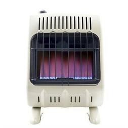 mr heater corporation vent-free 10000 btu blue flame propane