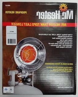Mr Heater F242100  Single Burner Tank Top Heater, 10k - 15k