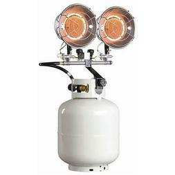 Mr. Heater F242650 8,000-28,000 BTU/Hr Adjustable Double Tan