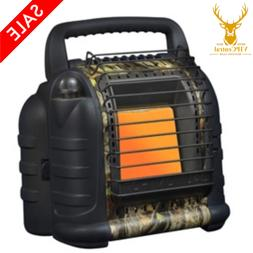 Mr. Heater Hunting Buddy Portable Propane Gas Heater Outdoor