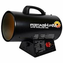 Mr. Heater MH60QFAV 60,000 BTU Portable Propane Forced Air H