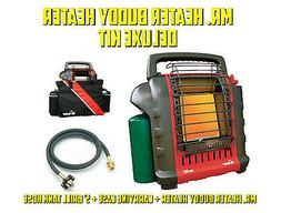 Mr. Heater MH9BX Indoor Portable Propane Heater Deluxe Kit