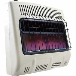 Mr. Heater Natural Gas Vent-Free Blue Flame Wall Heater 30,0