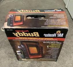 Mr. Heater Portable Buddy Indoor Safe Propane Heater in Box,