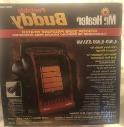 Mr. Heater Portable Buddy Propane Heater 4000-9000 BTU, Mode