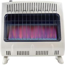 mr heater propane vent free blue flame