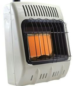 Mr. Heater Propane Vent-Free Radiant Wall Heater - 10,000 BT
