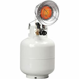 Mr. Heater Tank- Top Propane Heater- Single Burner 15,000 BT