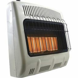 Mr. Heater Vent-Free Liquid Propane Radiant Wall Heater 30,0