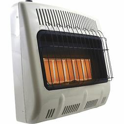 Mr. Heater Vent-Free Liquid Propane Radiant Wall Heater- 30,