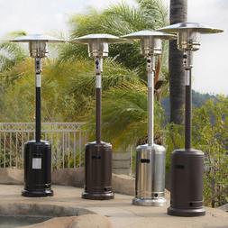 NEW 48,000 BTU Outdoor Patio Heater Propane Standing LP Gas