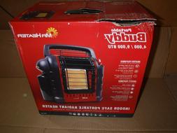NEW MR HEATER CORP Buddy Portable Propane Heater, 9,000-BTU