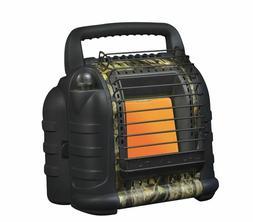 NEW Mr. Heater F232035 6-12K BTU Hunting Buddy Portable Heat