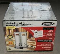 New Sealed Century 80,000 BTU Portable Outdoor Convection He