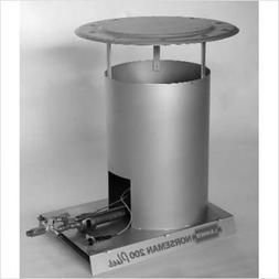 Norseman 200,000 BTU Convection Tank Top Propane Space Heate
