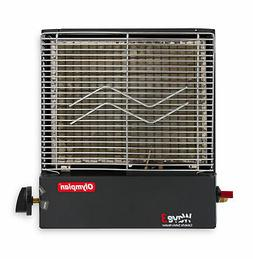 Camco Olympian RV Wave-3 LP Gas Catalytic Safety Heater, Adj