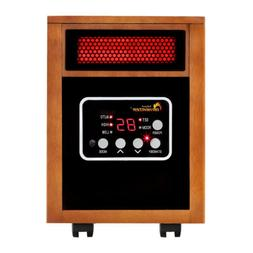 Original 1500-Watt Infrared Portable Space Heater with Dual