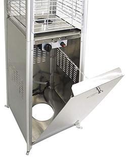 DYNA-GLO Patio Heater, 41000 BtuH Input, LP Gas