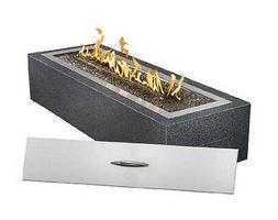 Patio Heater - Natural Gas & Propane - Linear - 60,000 BTU -