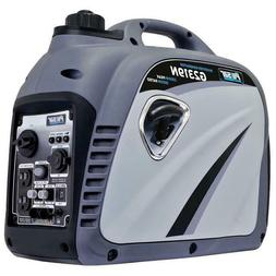 Pulsar 2,000W Portable Gas-Powered Quiet Inverter Generator