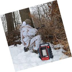 Portable Buddy Heater, 9K Btu, Propane