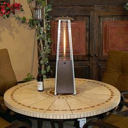 AZ Patio Heater Portable Glass Tube Patio Heater - Bronze