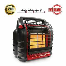 Portable Heater Big Buddy Radiant Propane Gas 4000 to 18000