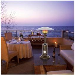 BALI OUTDOORS Portable Patio Heater, Outdoor Propane Table T