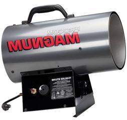 portable propane gas forced air