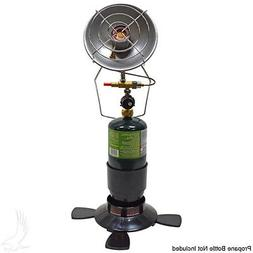 Golf Cart/Marine Portable Propane Heater with Cup Holder
