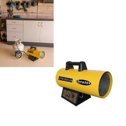 Portable Torpedo Propane Gas Garage Shop Heater Furnace Gree