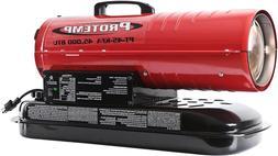 Pro-Temp 45,000 Btu Kerosene/Diesel Forced Air Torpedo Heate